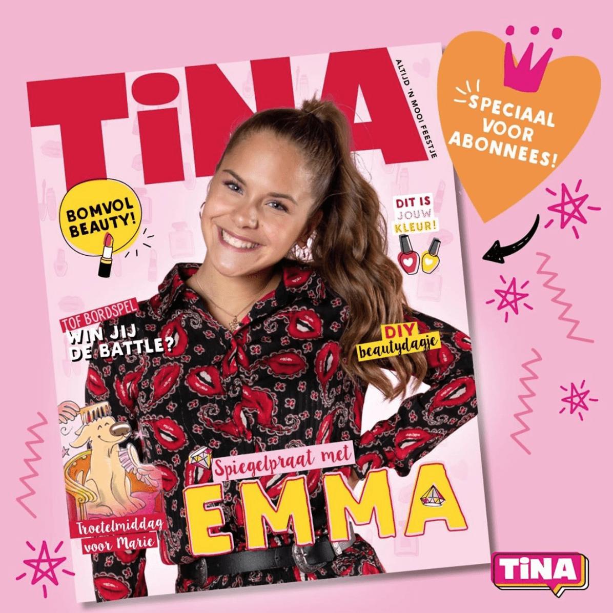 tina-tijdschrift-cover-emma-keuven