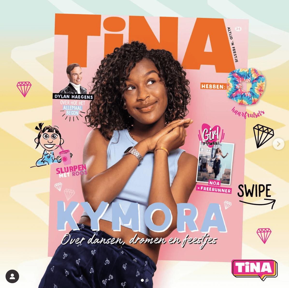 tina-tijdschrift-cover-kymora-sade