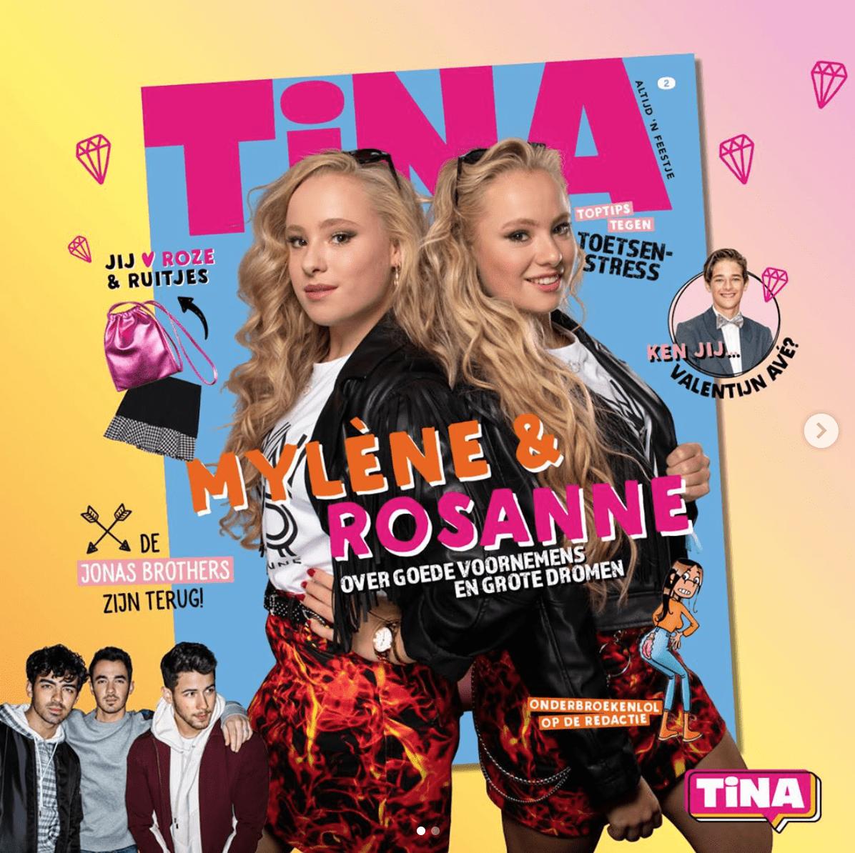 tina-tijdschrift-cover-mylene-rosanne