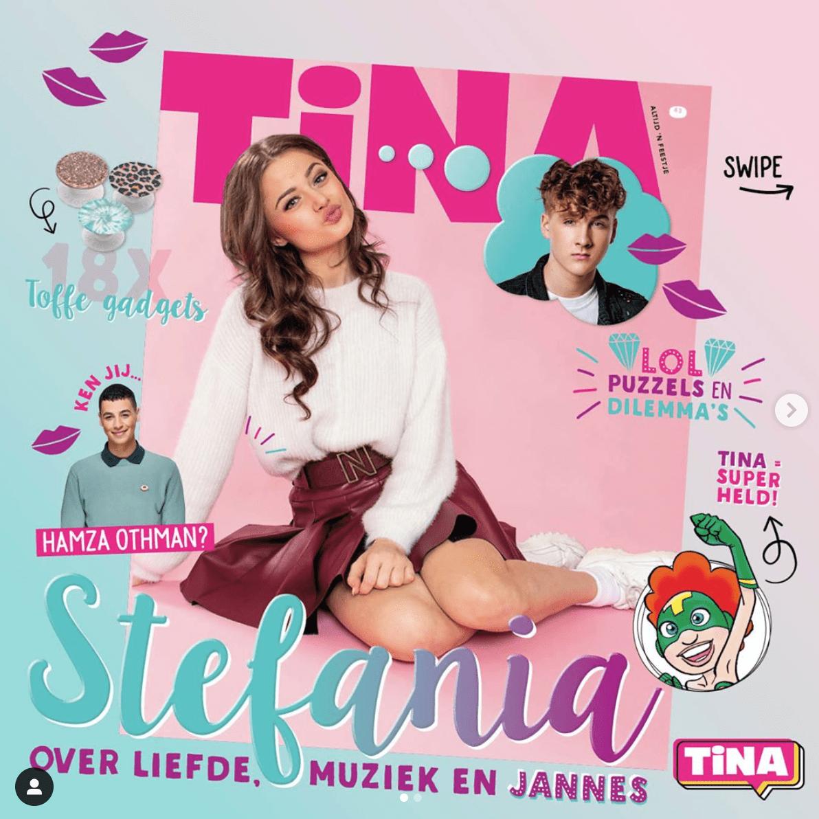 tina-cover-tijdschrift-stefania-timewall
